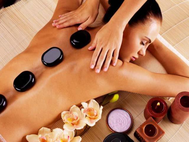 Soin et massage du dos